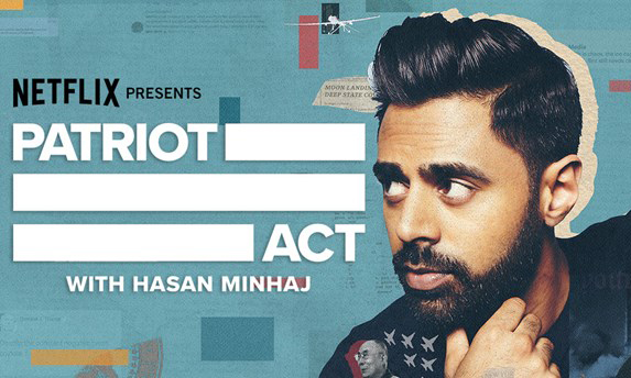 Funny Business: Patriot Act with Hasan Minhaj — Center for ...
