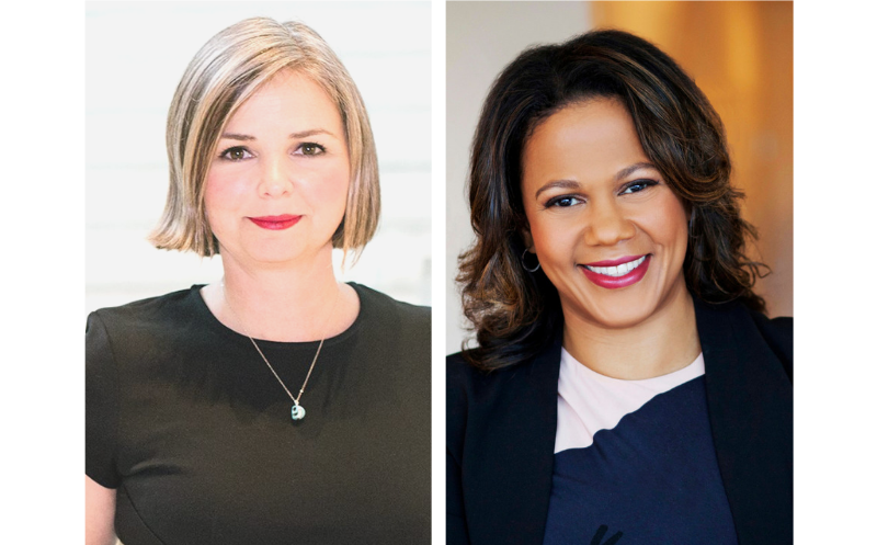 Kate Lewis, Chief Content Officer, Hearst Magazines | Tina Perry, General Manager, OWN