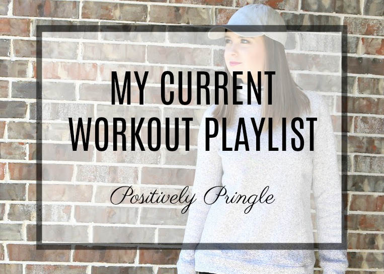 Positively Pringle Workout Playlist