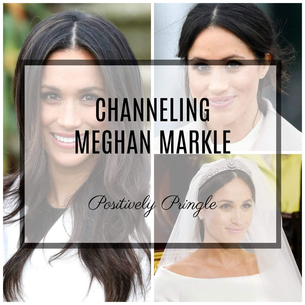 Meghan Markle Makeup Look