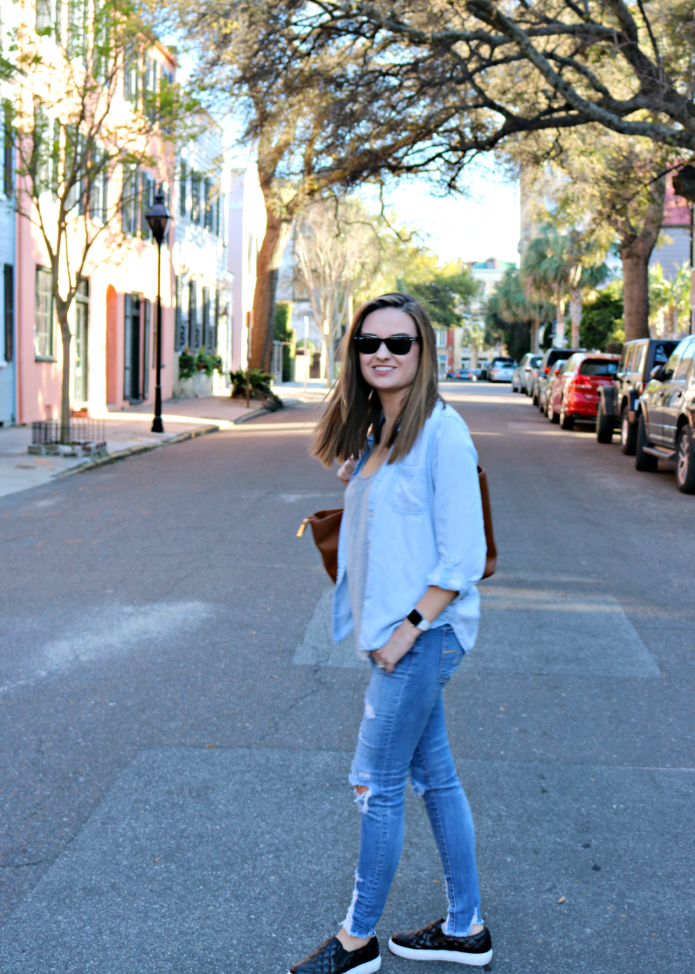 Charleston SC Casual Everyday Look