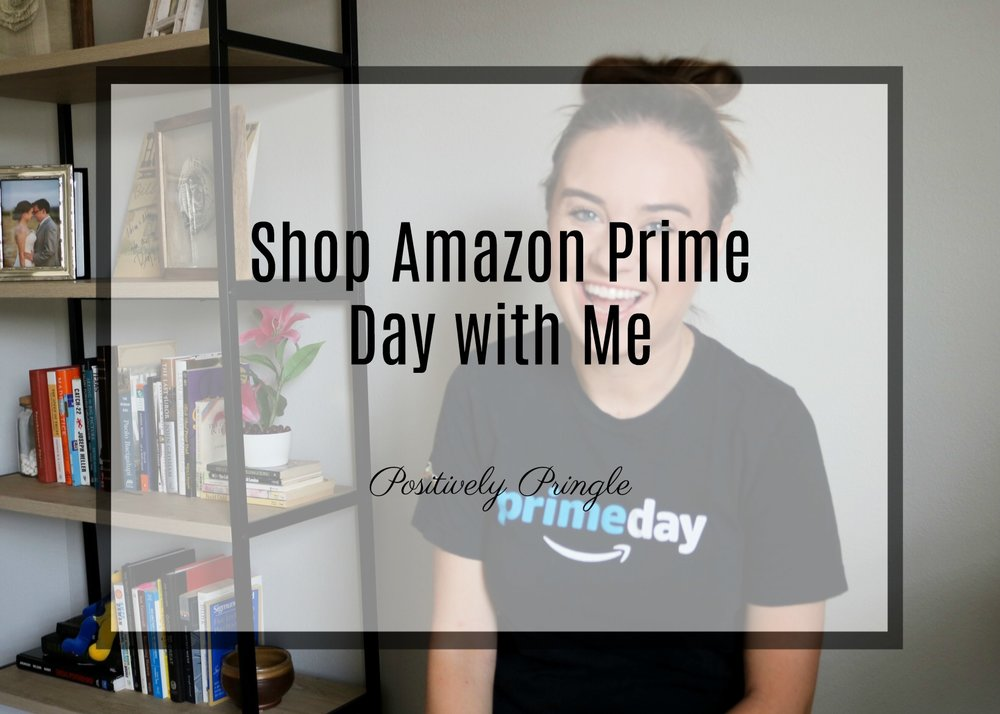 Amazon Prime Day Shopping