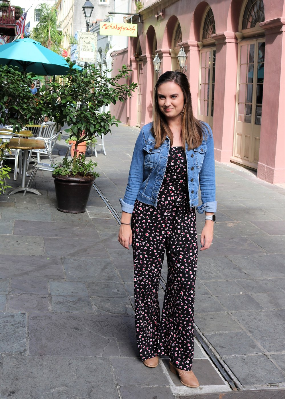 Click on either pic to shop this adorable jumpsuit from Target!*