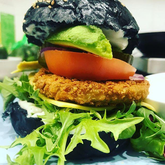 Gourmet burger range