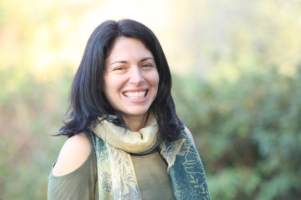 Meet Jen Savage - Mom Coach & Montessori Teacher