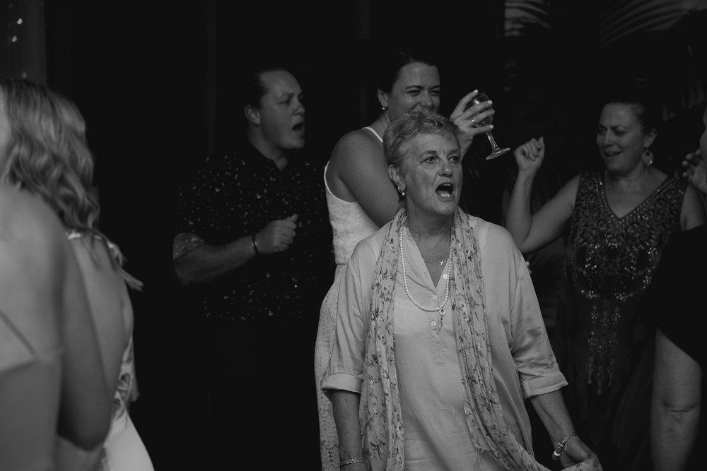 dancing at wedding reception