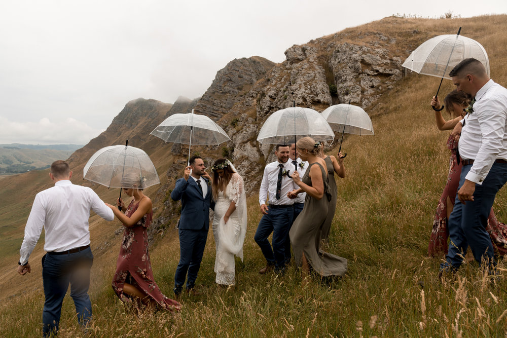 black-barn-winery-wedding-hawkes-bay-wedding-photographer-whole-bridal-party-withbride-and-groom-together-up-te-mata-peak.jpg