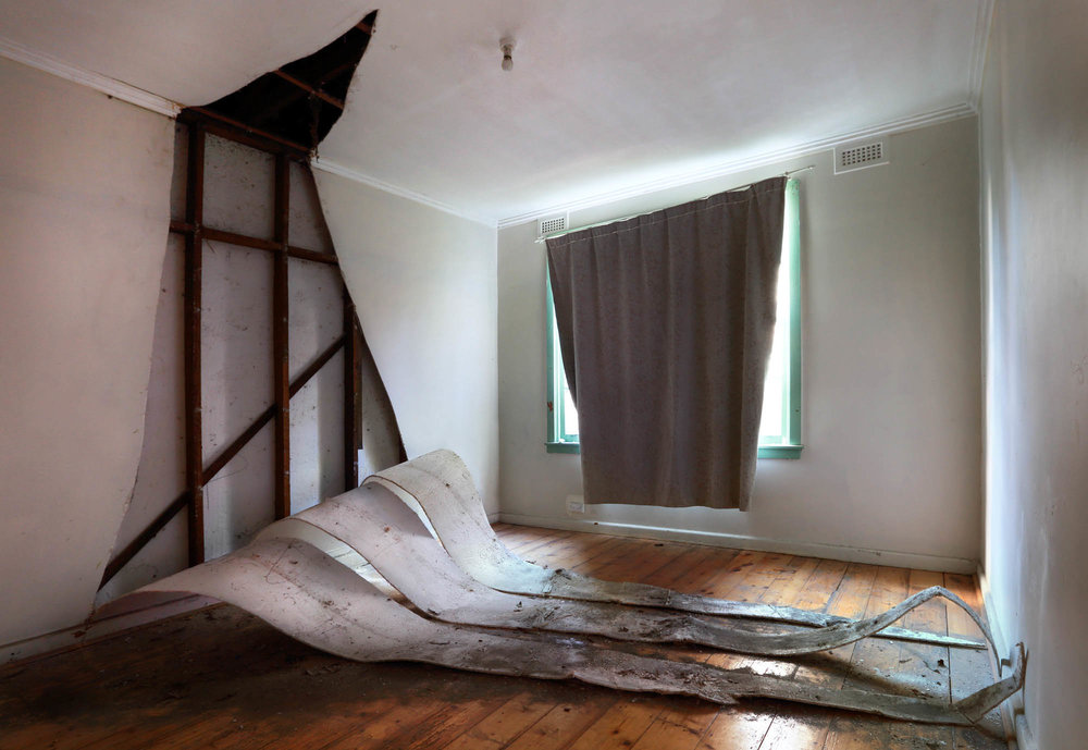 Shadows Fall - Belfield house intervention