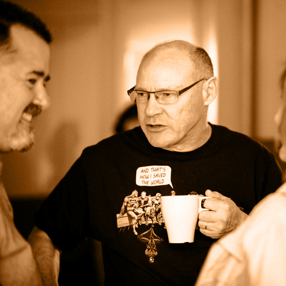 Small Groups - Join a group and go deeper.