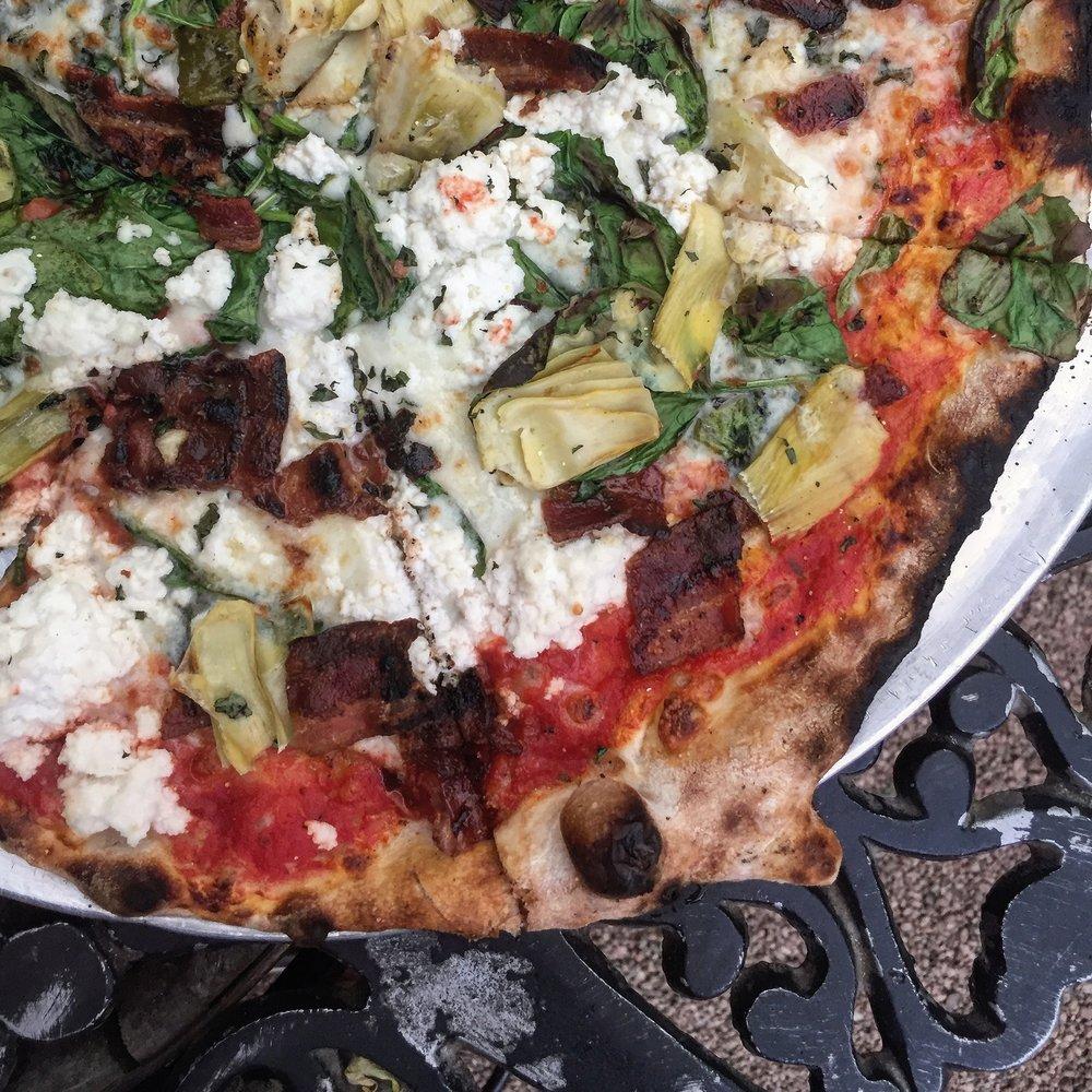 kaos pizza in denver colorado