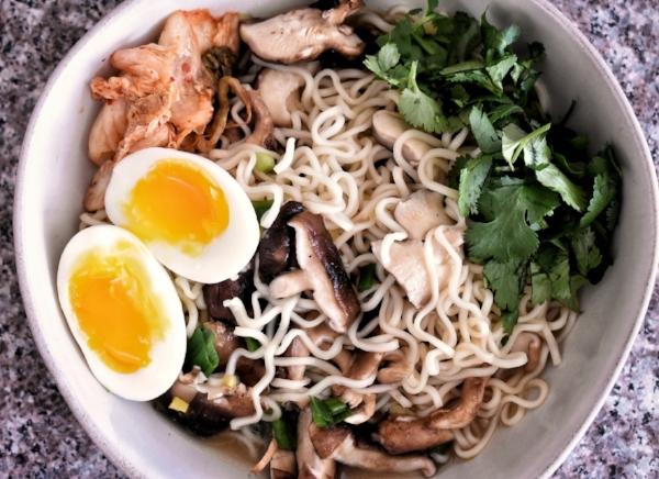 shortcut healthy ramen noodles