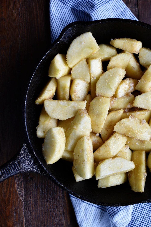 Breakfast-Worthy Apple Crisp