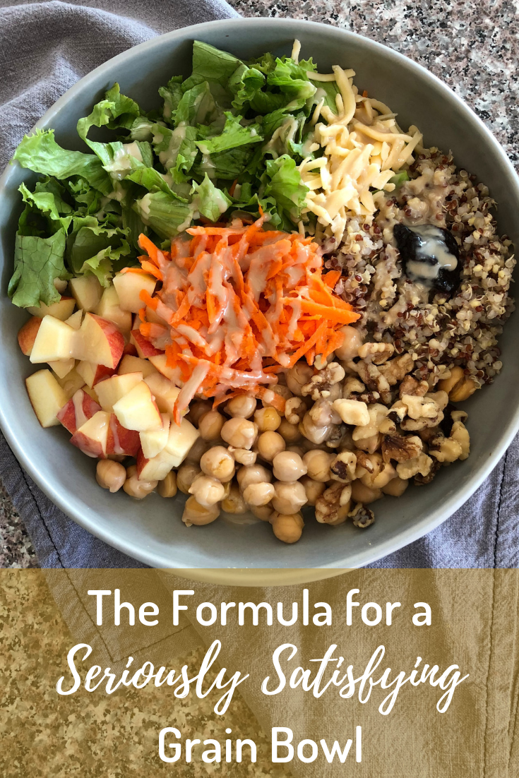 The formula for a seriously satisfying grain bowl