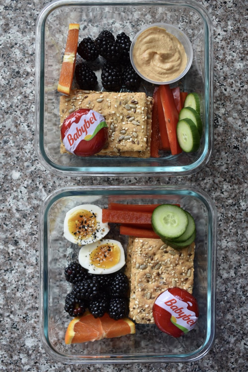 DIY Starbucks Protein Bistro Box