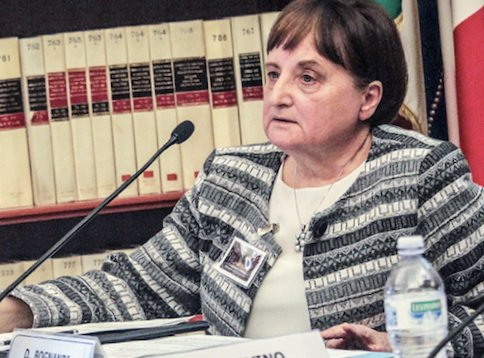 DORA BOGNANDI    Segretario Nazionale dell'Associazione Internazionale per la Difesa della Libertà Religiosa