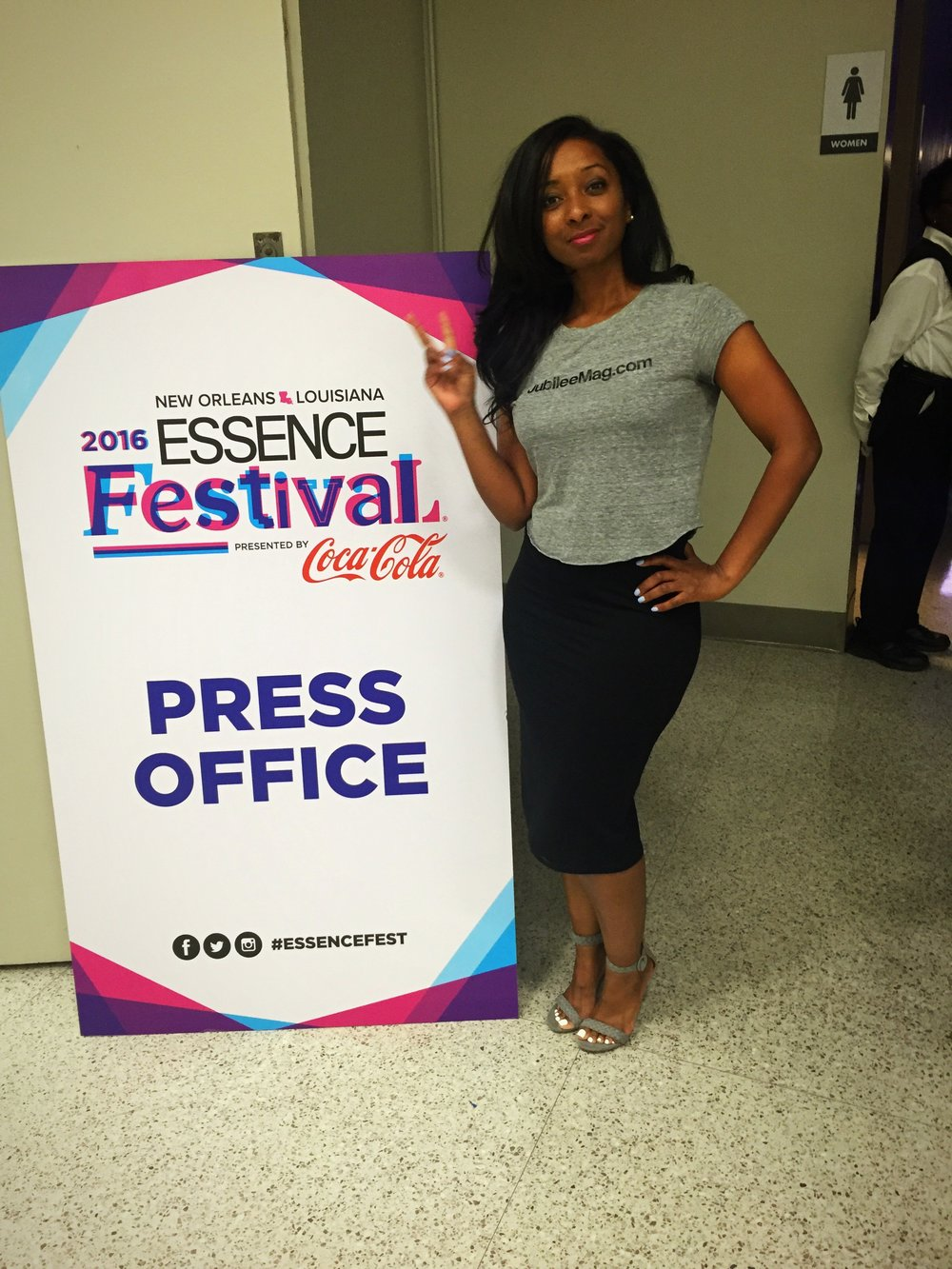 Covering days of music, arts and sisterhood at Essence Fest!