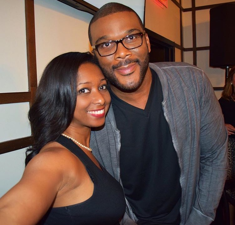 Press luncheon with Tyler Perry for the OWN network.
