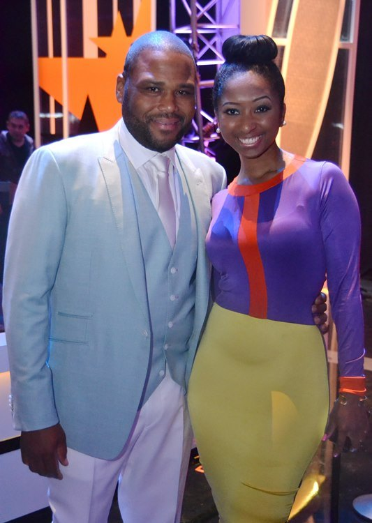 BET's UNCF 'An Evening of Stars'.