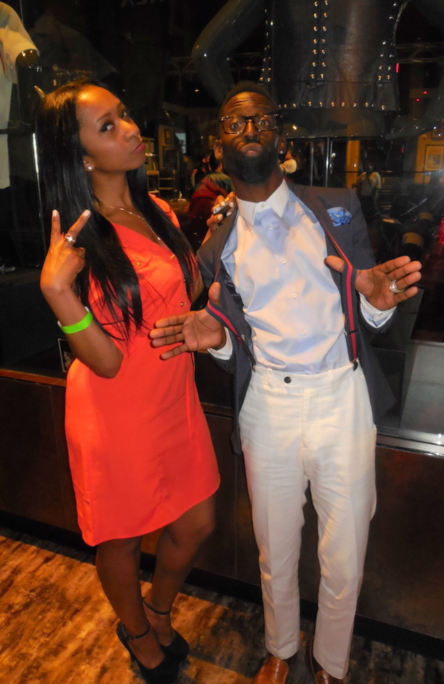 Always a good time with Tye Tribbett!