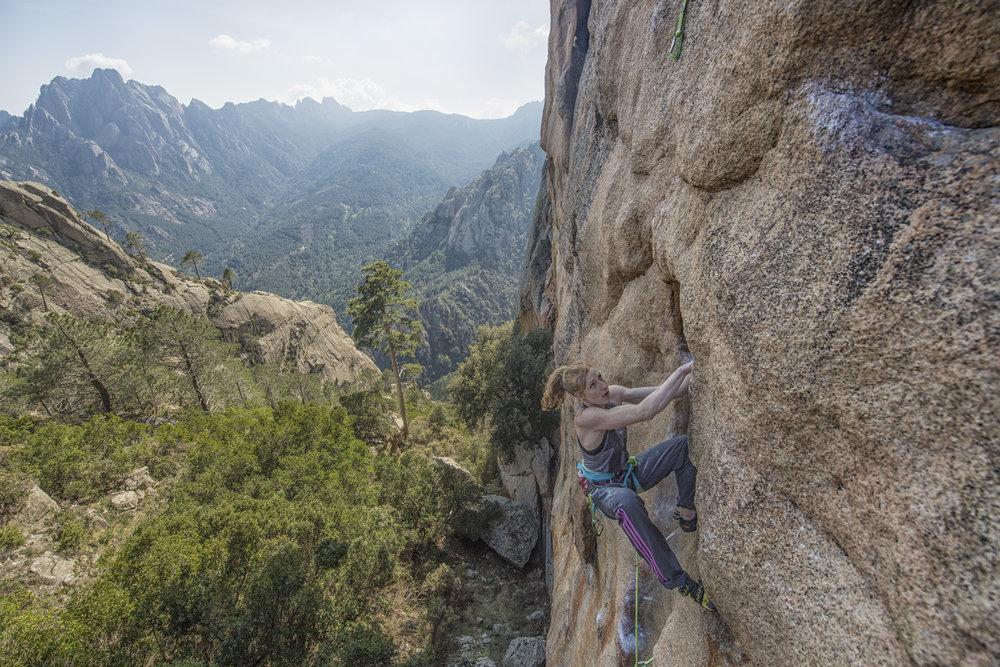 Col de Bavella, Corsica