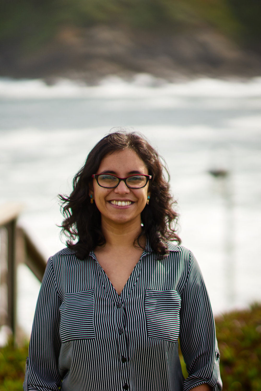 PRIYASHUKLA  -  I am a climate scientist studying ongoing changes to our coastal oceans. I have focused primarily on how changes in the physical environment - temperature, carbon dioxide, nutrients, oxygen - impact habitat-forming species such as kelp forests, rhodoliths, mussels, and seagrass.I am a relentless advocate for diversity and inclusion. I work within academia and at its boundaries to increase the visibility of marginalized communities inside and outside of science. I am an ardent communicator of the challenges our society must overcome to combat climate change and social injustice. I engage locally to innovate solutions for problems presented by climate change within multiple facets our community. E-mail: pshukla@ucdavis.edu