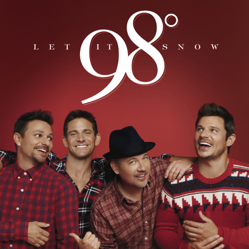 LET it snow cd - $13.98