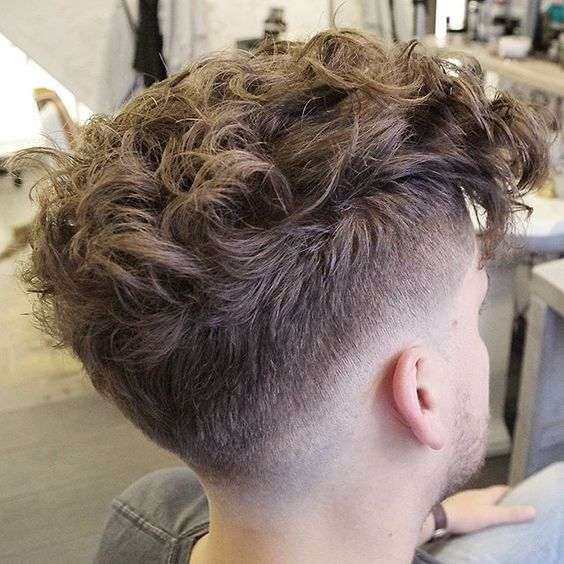 MENS + CROPPED PERMS   Perms aren't just for women or long hair! Our Natural, Organic Perms work well for those looking for texture on short hair. Available on our Men's Menu, this treatment will take you hair from flat + lifeless to full-bodied + textured allowing more styling versatility at a fraction of the time it would otherwise take.  We suggest styling with Davines Liquid Spell for lift, Davines this is a Medium hold gel for added body and a texture paste for definition.