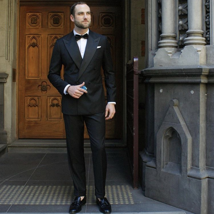 Men S Dress Codes Explained Samuel Diamond