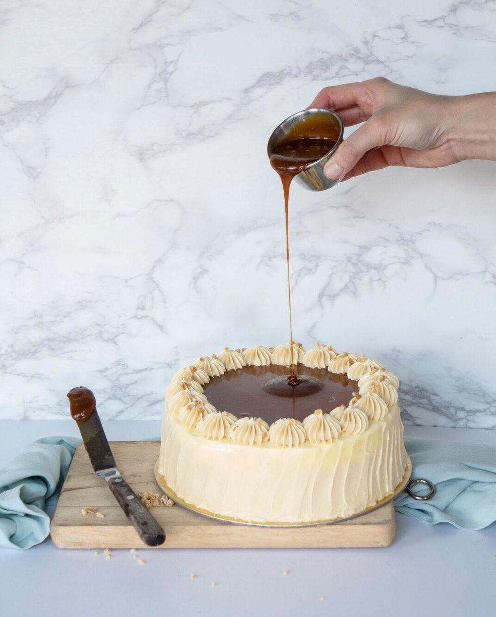 Hazelnut Buckwheat Cake with Salted Honey Caramel (W).jpeg