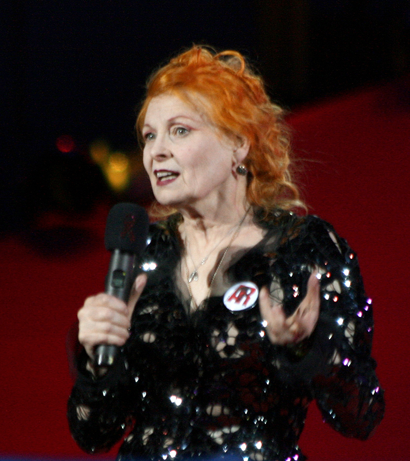 Vivienne Westwood -  Life Ball 2011