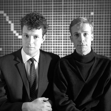 80s synth-pop duo Blancmange