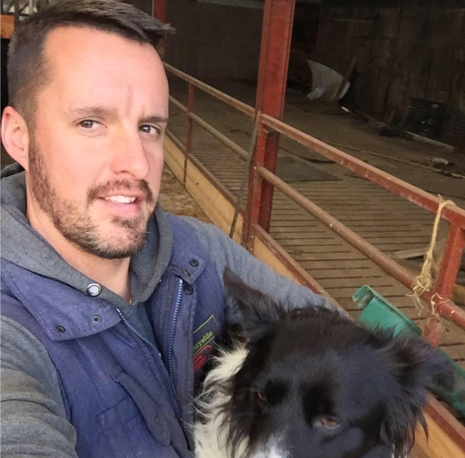 Q&C // Gareth Hazlett (Farmer) Dungannon, Ireland