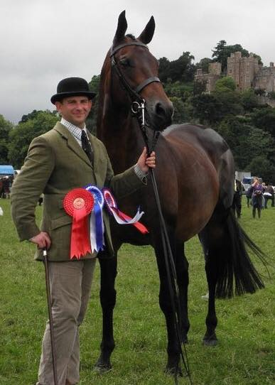 Q&C //  Jamie Frost, The Dunster Show, Dunster Castle, West Somerset