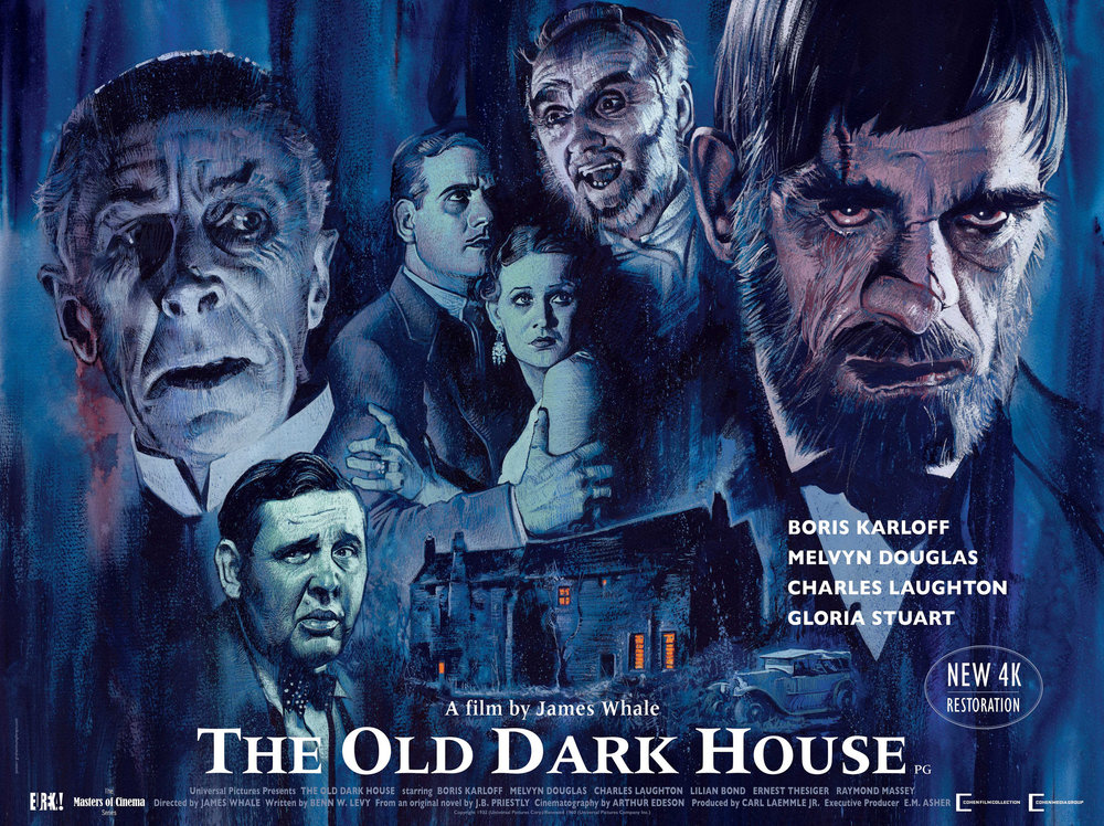 The Old Dark House, By James Whale