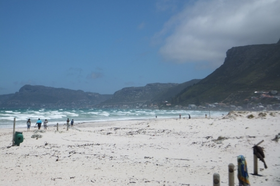Muizenberg Beach, Cape Town. Photos: Gareth Hughes