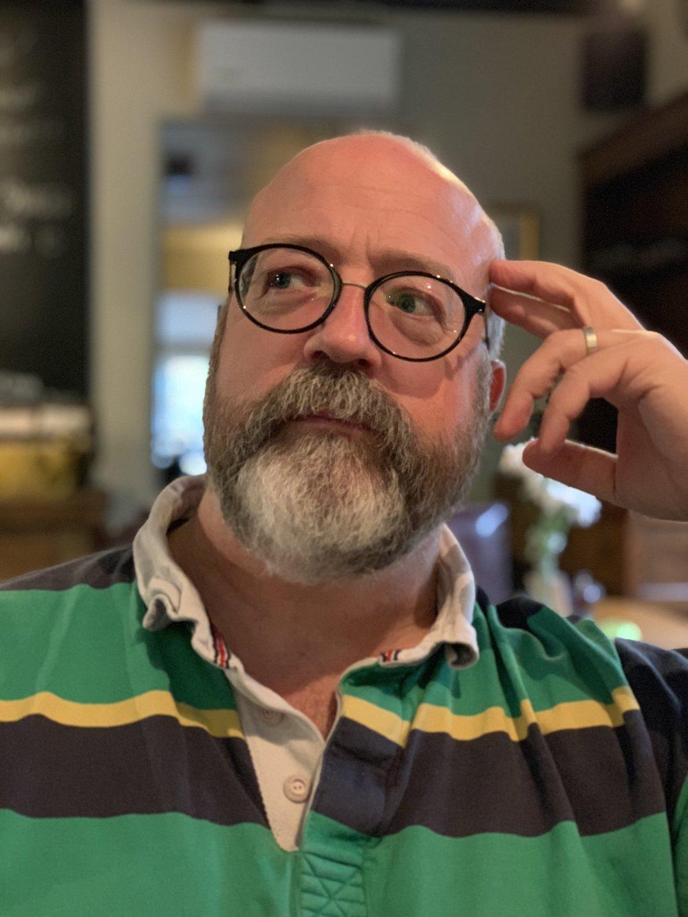 Q&C culture advisor Darryl
