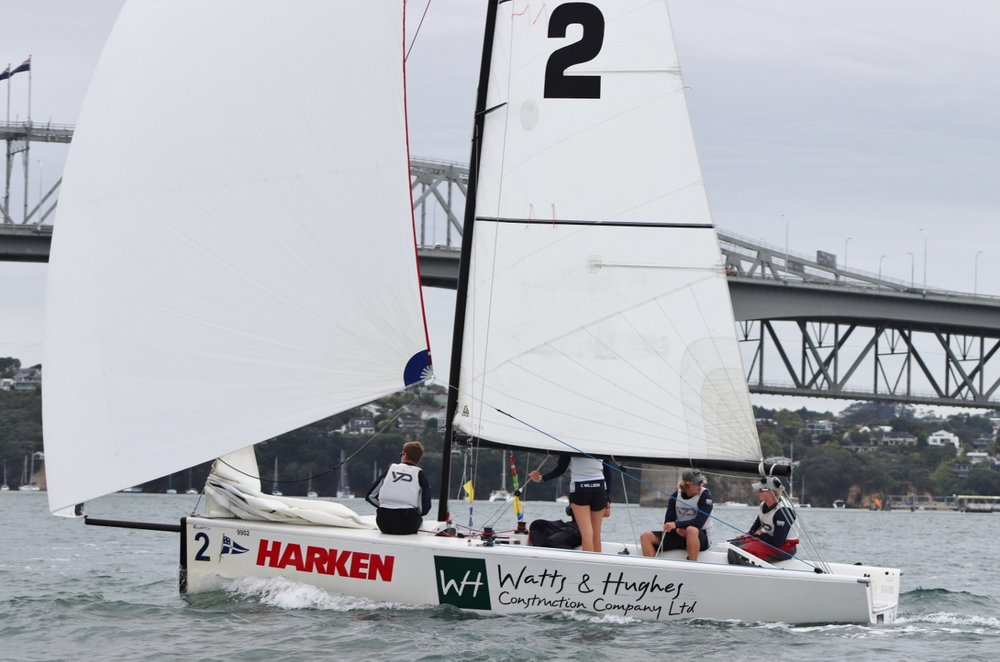 Stevenson - Nespresso Youth International Match Racing Cup - Andrew Delves .jpg