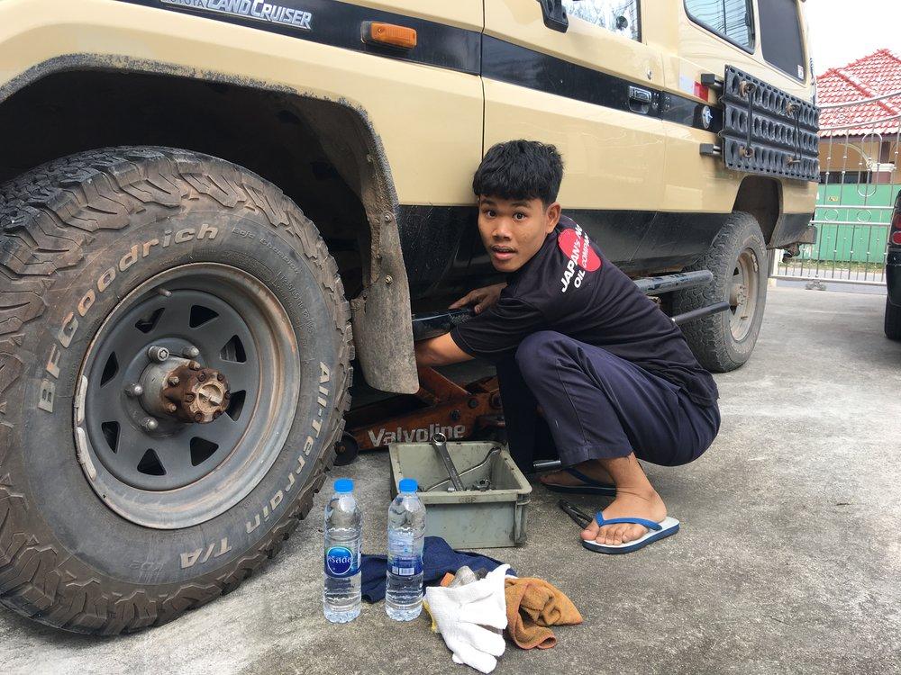 One Mechanic