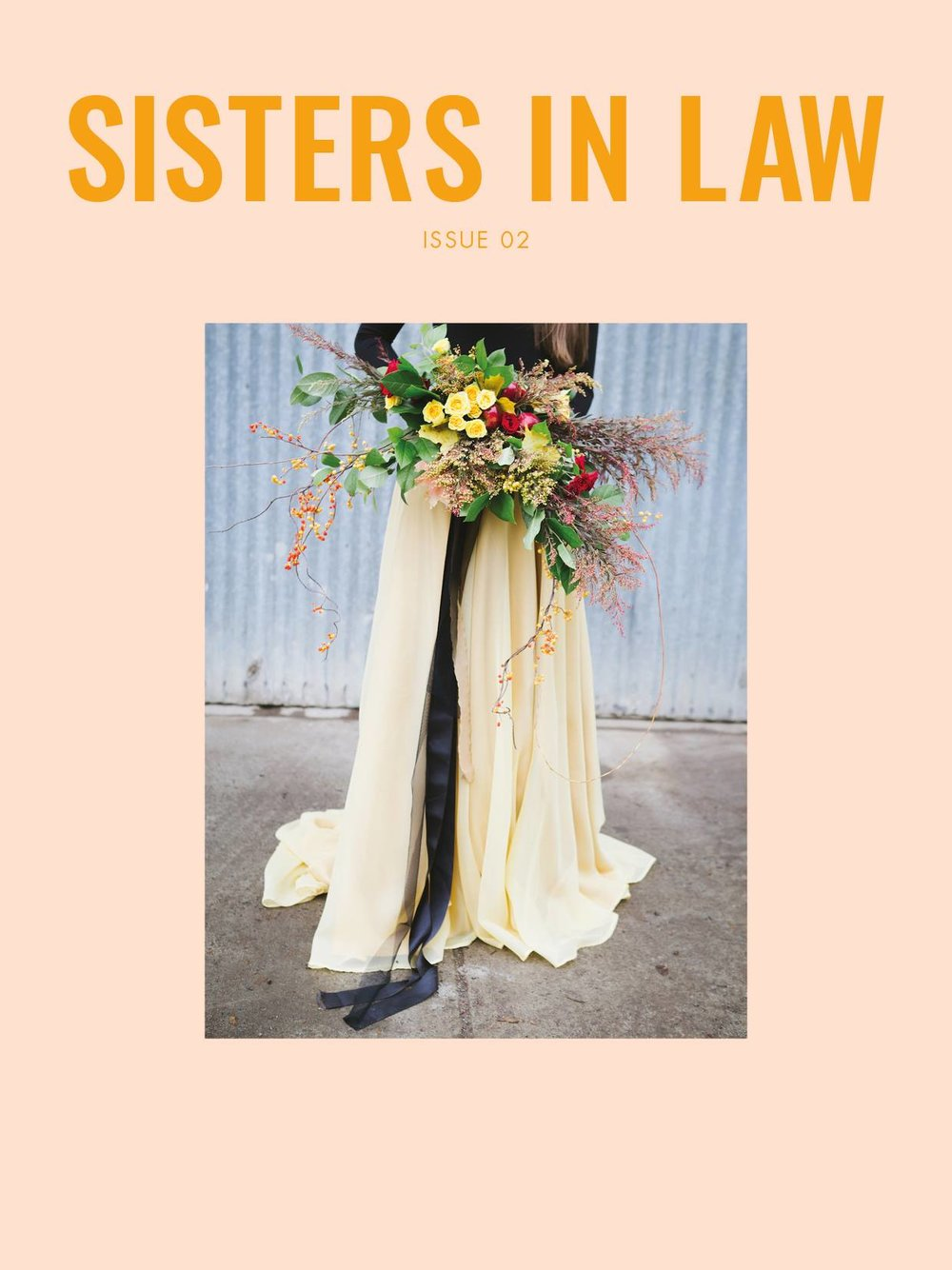 Sisters in Law Magazine - Zanna Metzer