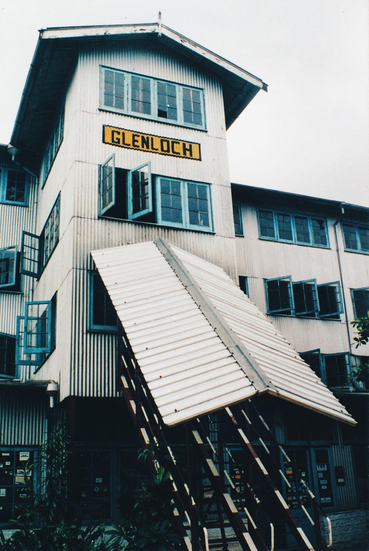 Tea factory Nuwara Eliya - Glenloch.JPG