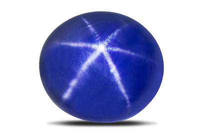 Asterism or star sapphire