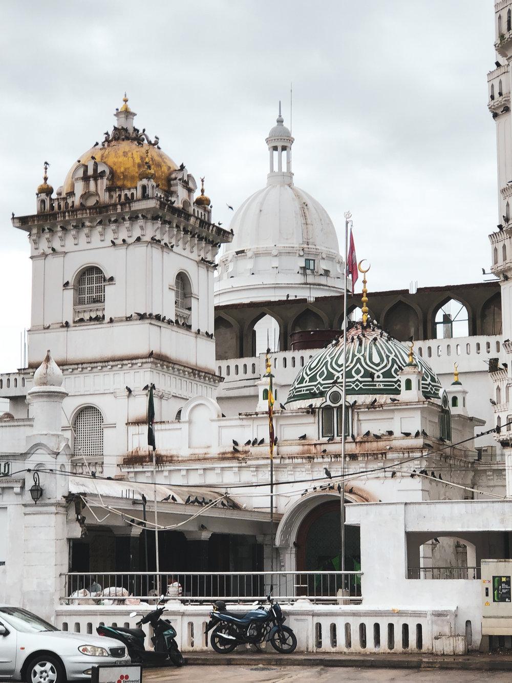 Dewatagaha Mosque