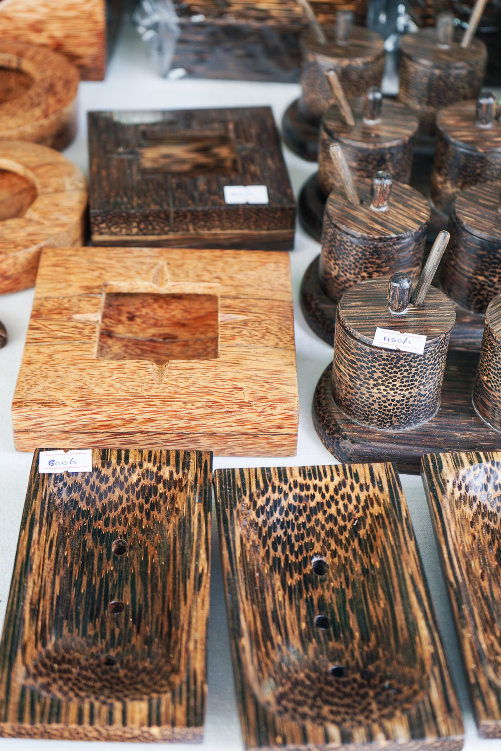Colombo shopping guide - coconut husk homewares at Good Market