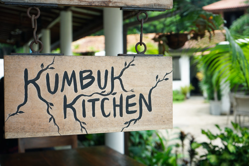 Sri Lankan cafes - Kumbuk Kitchen