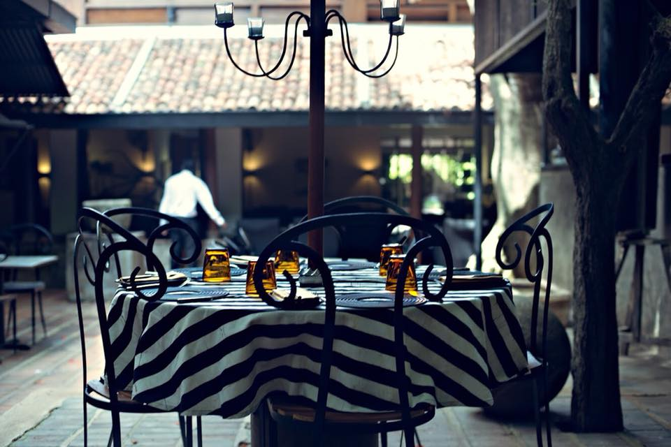The Gallery Cafe in Colombo 3. Photo credit: Paradise Road