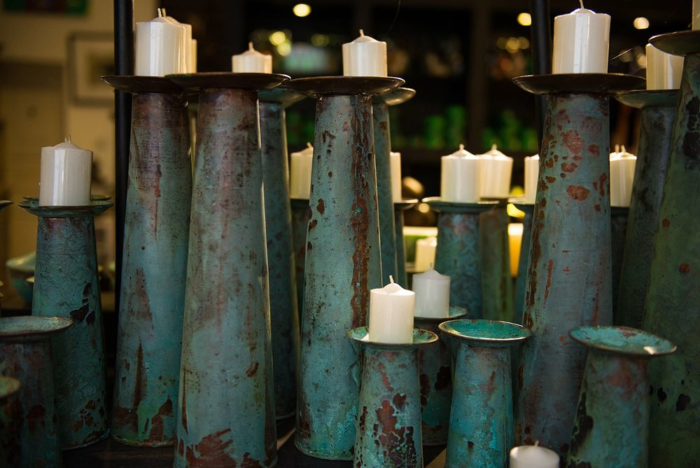 Colombo shopping guide - Paradise Road candles and candleholders