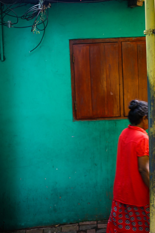 Colombo cultural walking tour - Pettah alleyways