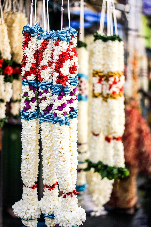 Flower shops on Sea Street