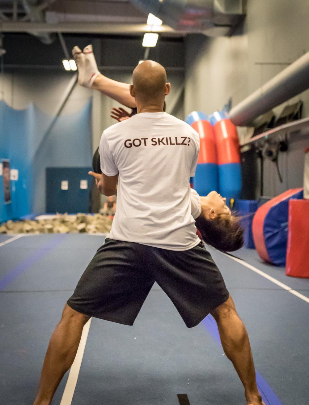 Got Skillz? 1