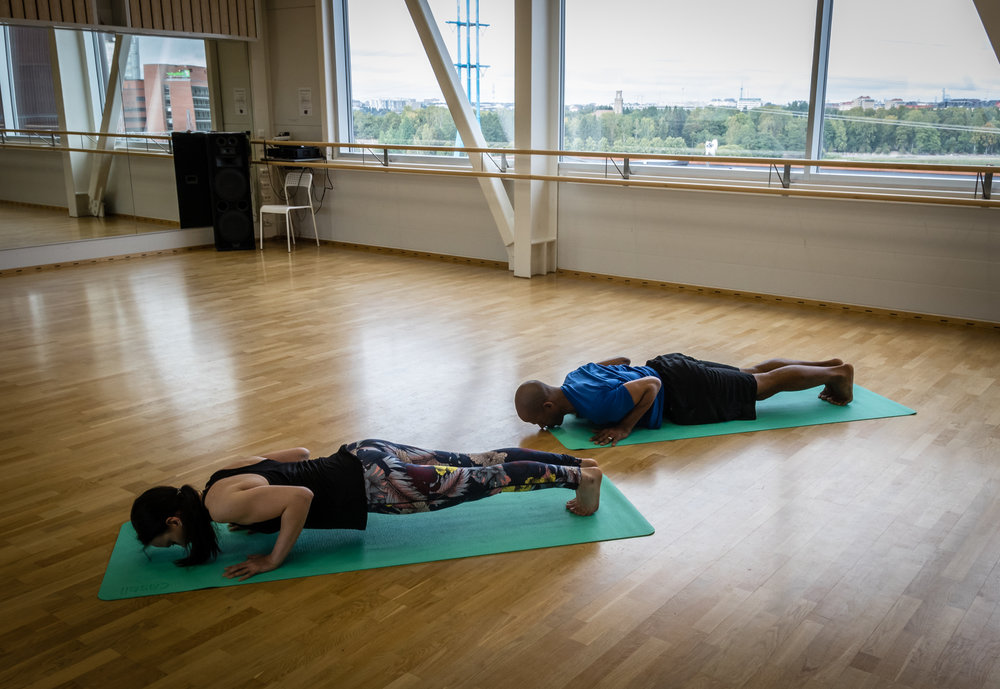 Advanced yoga 5